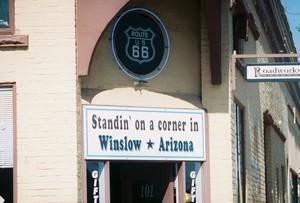 Winslow, AZ